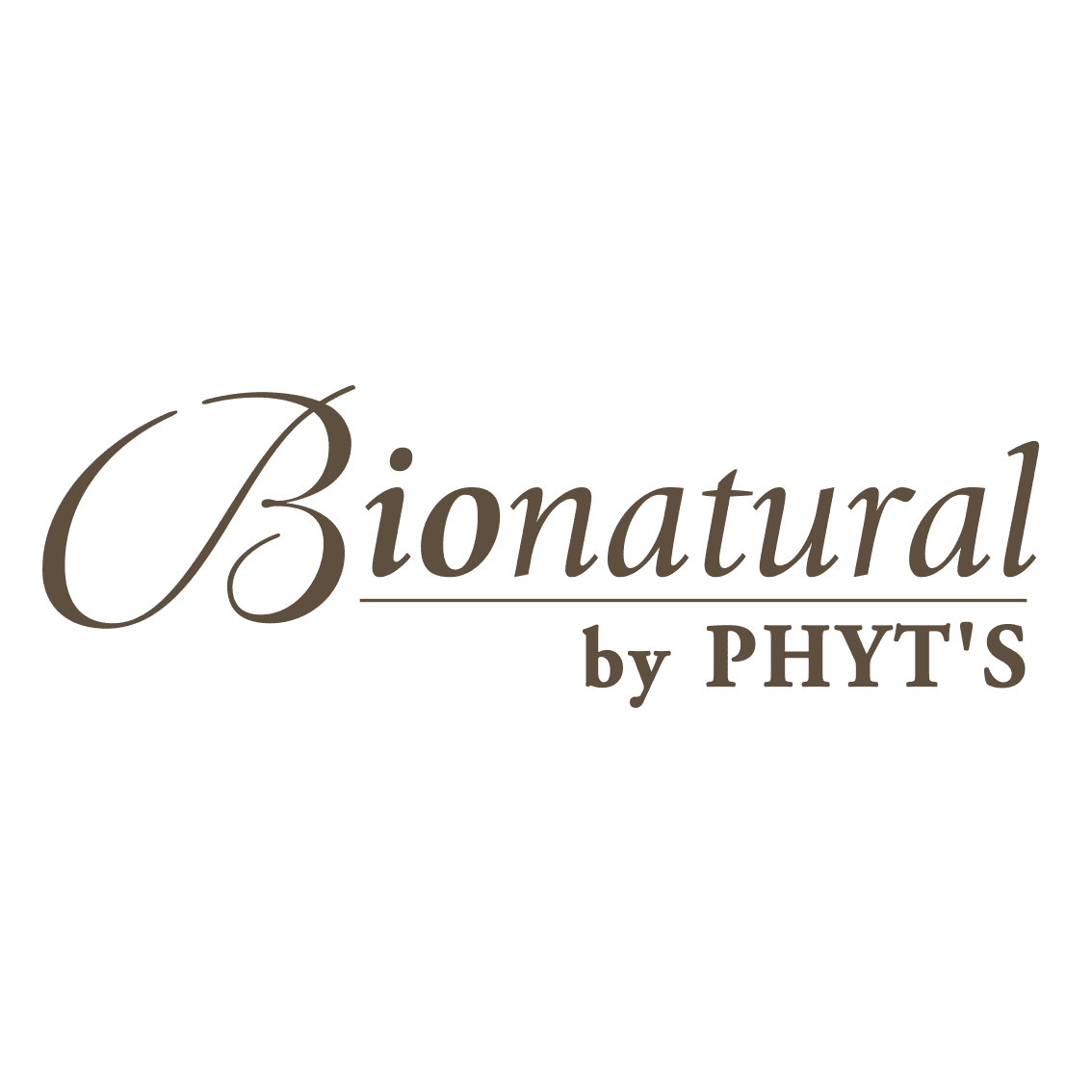 Logo Bionatural by Phyt's