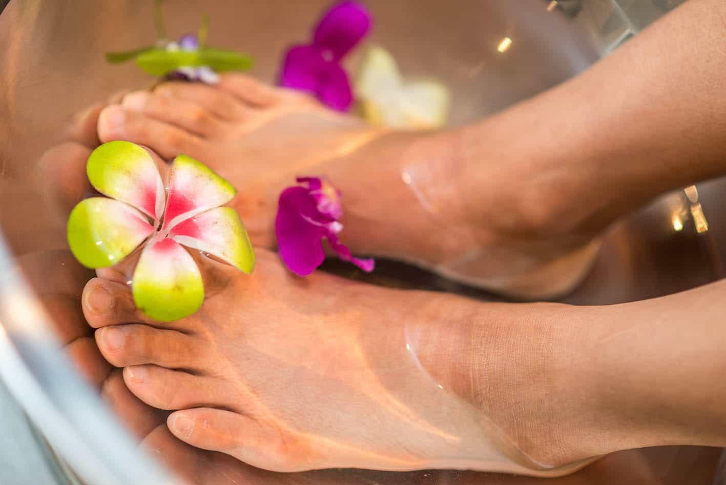 soin calluspeeling des pieds